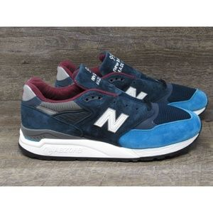 "NEW BALANCE ""NAVY"" M998TCA"